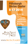 MuSic For MS Poster